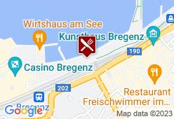 Zum Hans - Karte