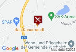 Kasamandl - Karte