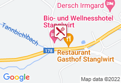 Kuhstallstube - Stanglwirt - Karte
