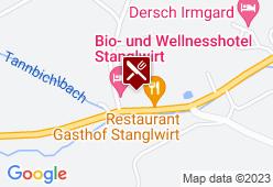Gasthof Stanglwirt - Karte