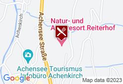 Bio- und Landhotel Reiterhof - Karte