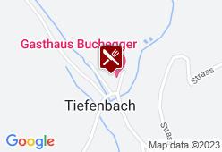 Gasthaus Buchegger - Karte