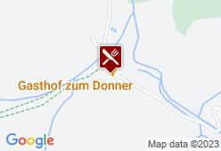 Donnerwirt - Karte
