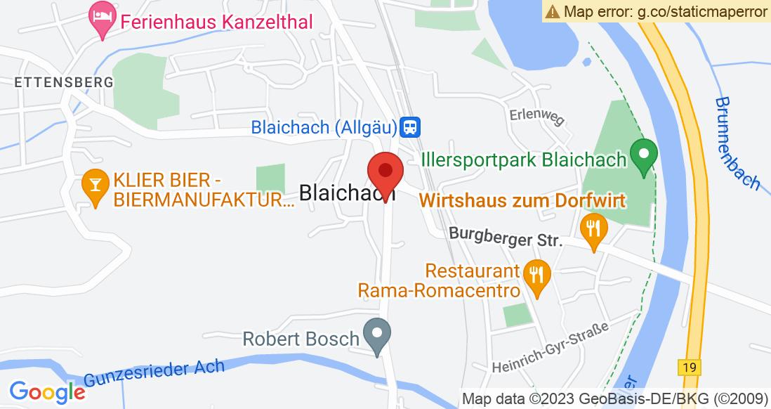 Google Map T + M Sport