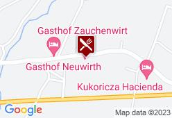 Gasthof Neuwirth - Karte