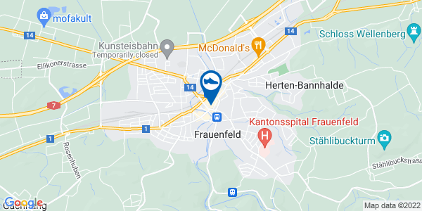 Tiefenbacher Schuhe in Frauenfeld