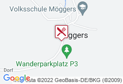 Gasthaus Alte Schmiede - Karte