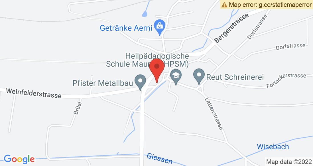 Google Map Sport Schüür