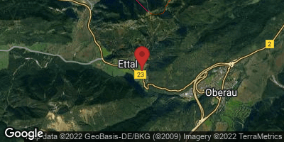 Google Map of Ettal