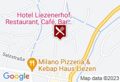 Der Liezenerhof - Karte