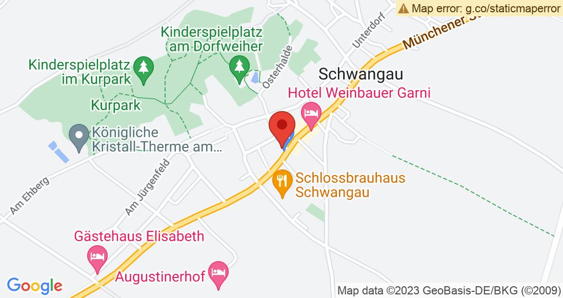 Google Map Armin's Sporthäusle