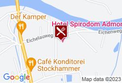 Spirodom Admont Hotel ADM Betriebs GmbH - Karte