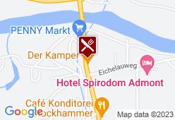 Gasthaus Kamper - Karte