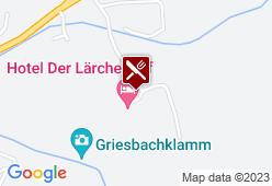 Lärchenhof - Karte