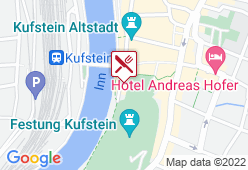 Auracher Löchl - Karte