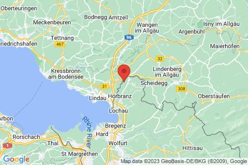 Karte Sigmarszell