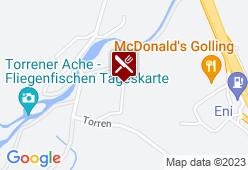 Gasthof Göllhof - Karte