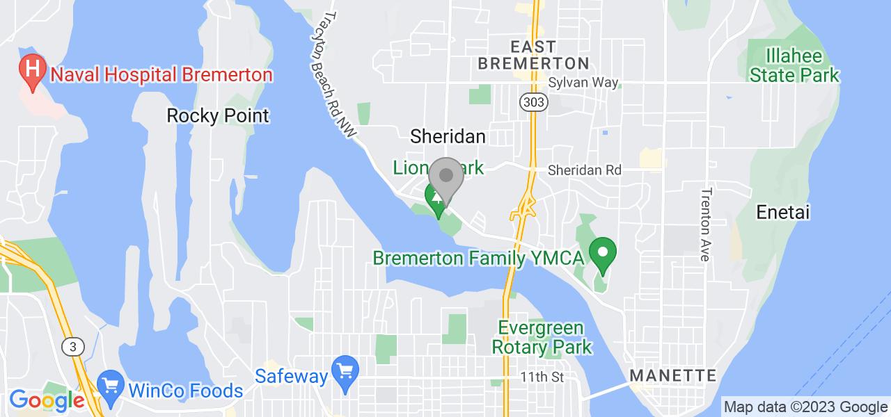 303 Lebo Blvd, Bremerton, WA 98310, USA