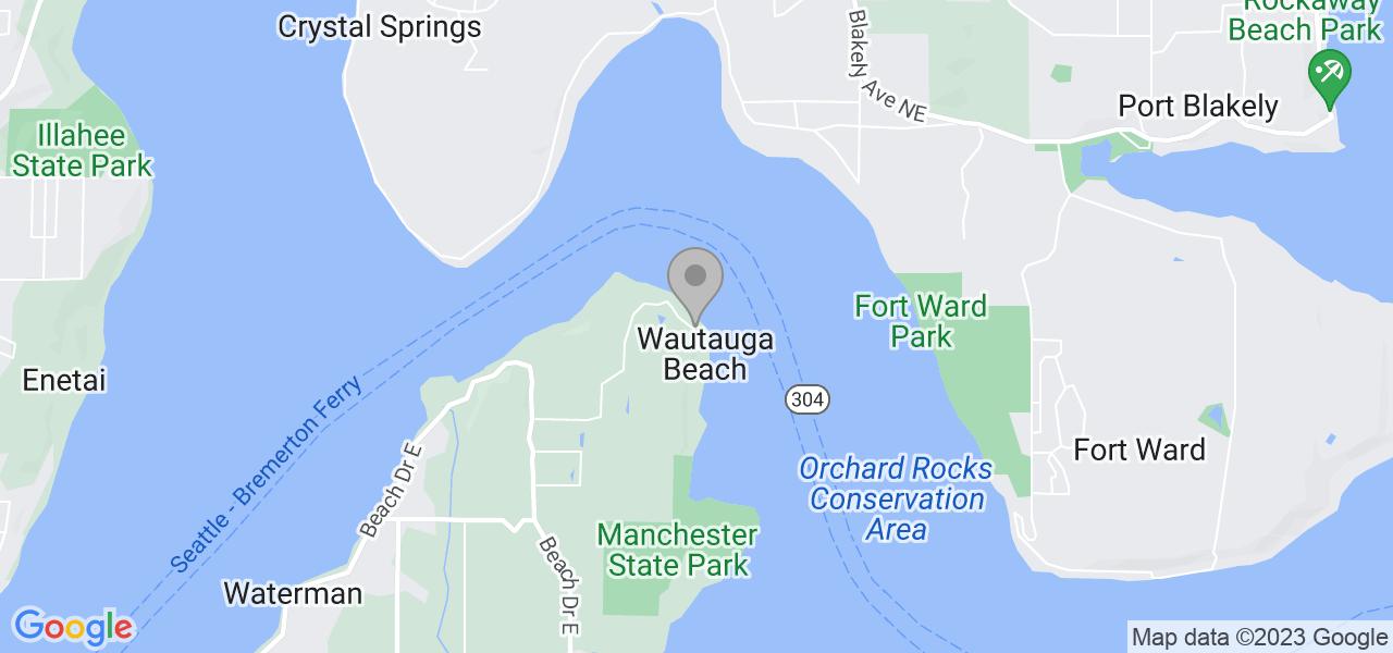5931 Watauga Beach Dr E, Port Orchard, WA 98366, USA