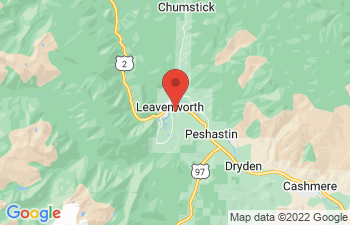 Map of Leavenworth