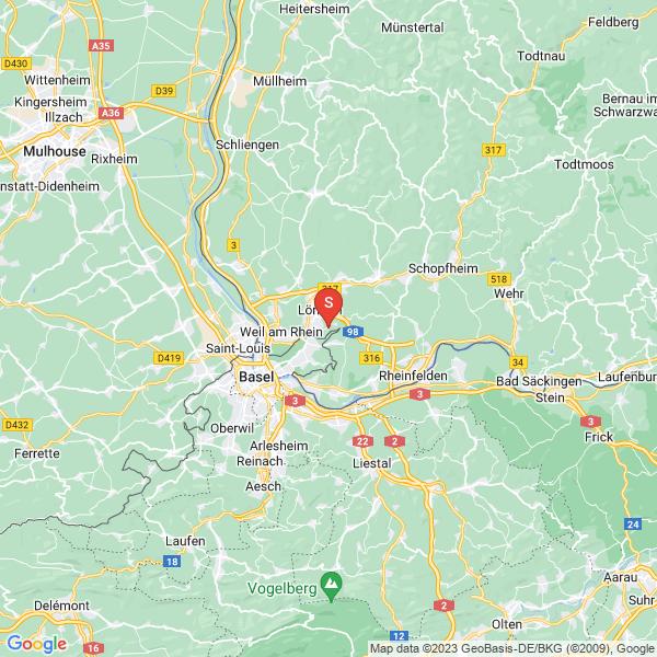 Erlebniskletterwald Lörrach