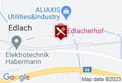 Edlacherhof - Karte
