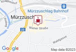 Testa Rossa l'espresso in Mürzzuschlag Shopping Centre - Karte