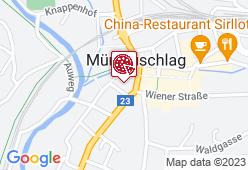Schabanack - Karte