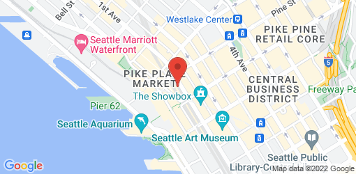 Directions to El Borracho Pike Place Market