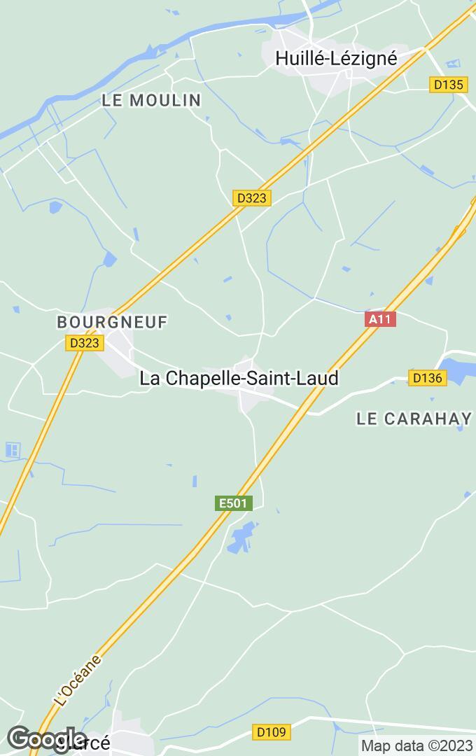 Maison individuelle en vente la chapelle saint laud for Taux dommage ouvrage