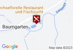Restaurant Wechselforelle Schlager - Karte