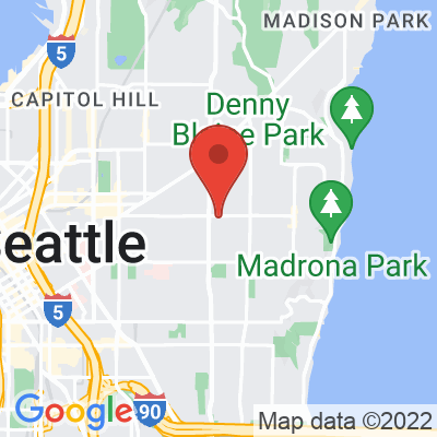 Map showing Union Coffee