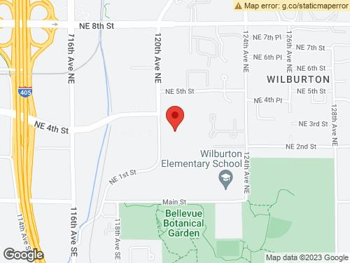 View Map of the design studio in Seattle-Tacoma Area, WA