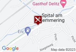 Gasthof Pollerus - Karte