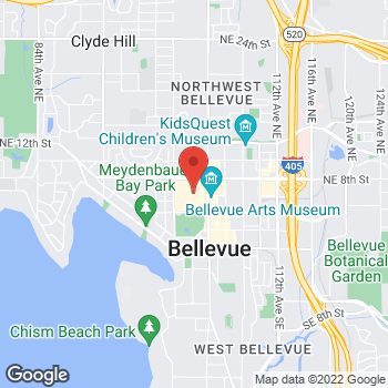 Map of BCBGeneration at Macy's at 400 Bellevue Square, Bellevue, WA 98004