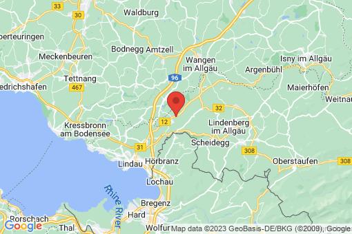 Karte Hergensweiler