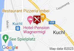 Döllerers Wirtshaus - Karte