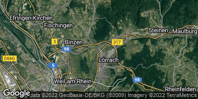 Google Map of Tumringen