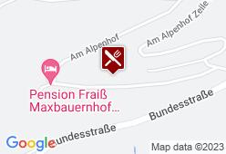 Alpenhof Hotel - Karte
