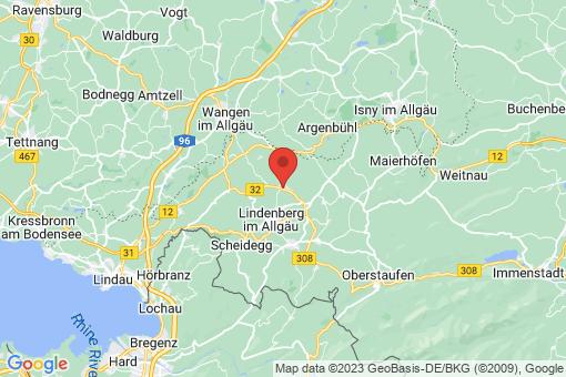 Karte Heimenkirch