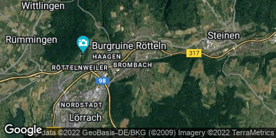 Google Map of Brombach