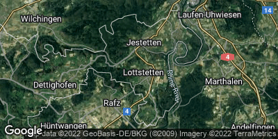 Google Map of Lottstetten