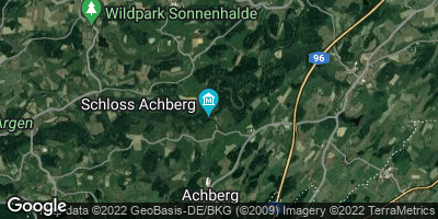 Google Map of Achberg