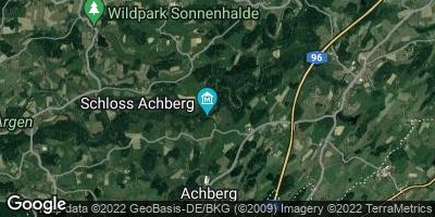 Google Map of Achberg bei Lindau