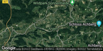 Google Map of Oberlangnau