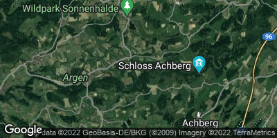 Google Map of Steinenbach
