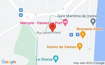 Parc du Golfe, 8 Rue Daniel Gilard, 56000 Vannes, France