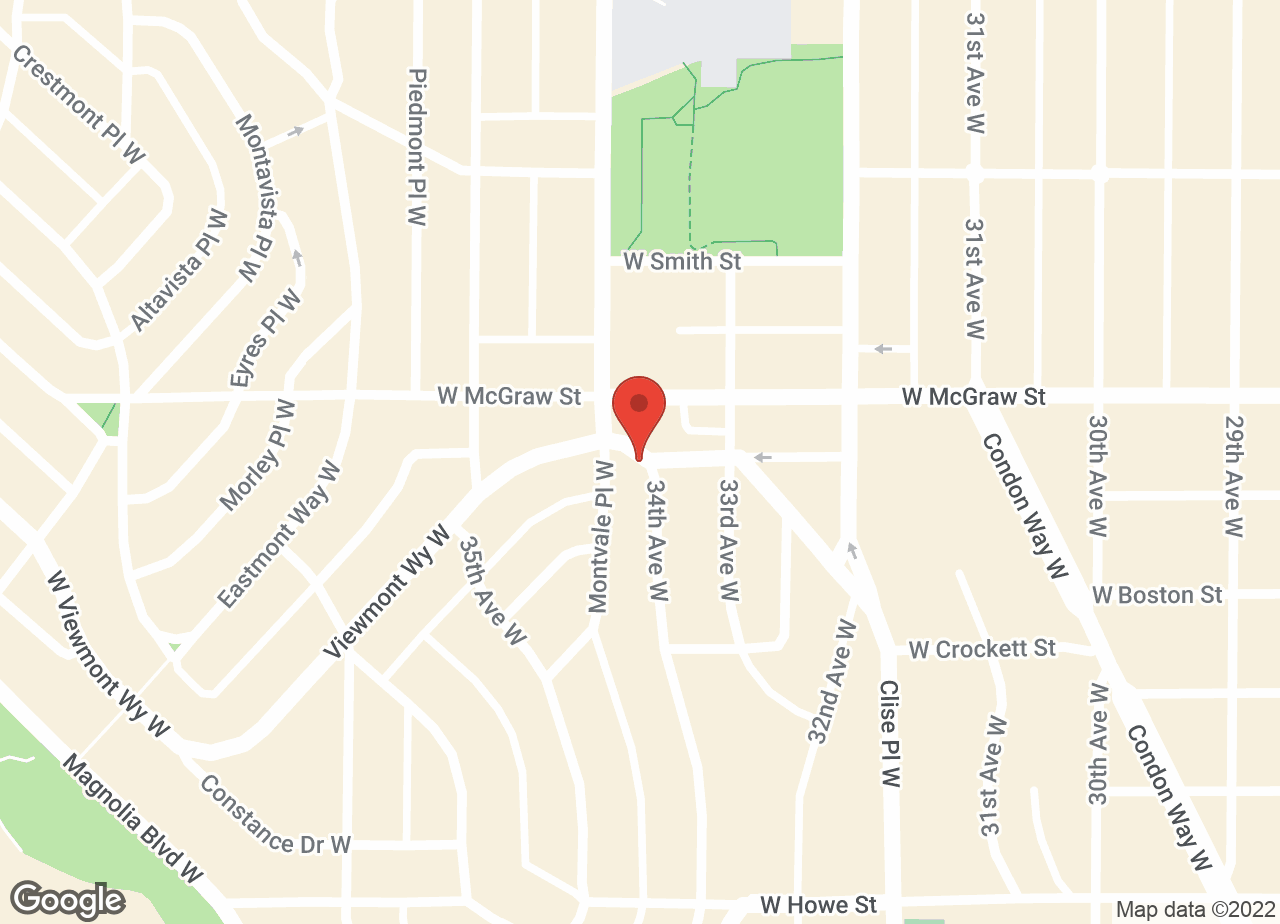 Google Map of VCA Magnolia Animal Hospital