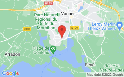 91 rue Winston Churchill, 56000 Vannes, France