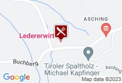 Ledererwirt - Karte
